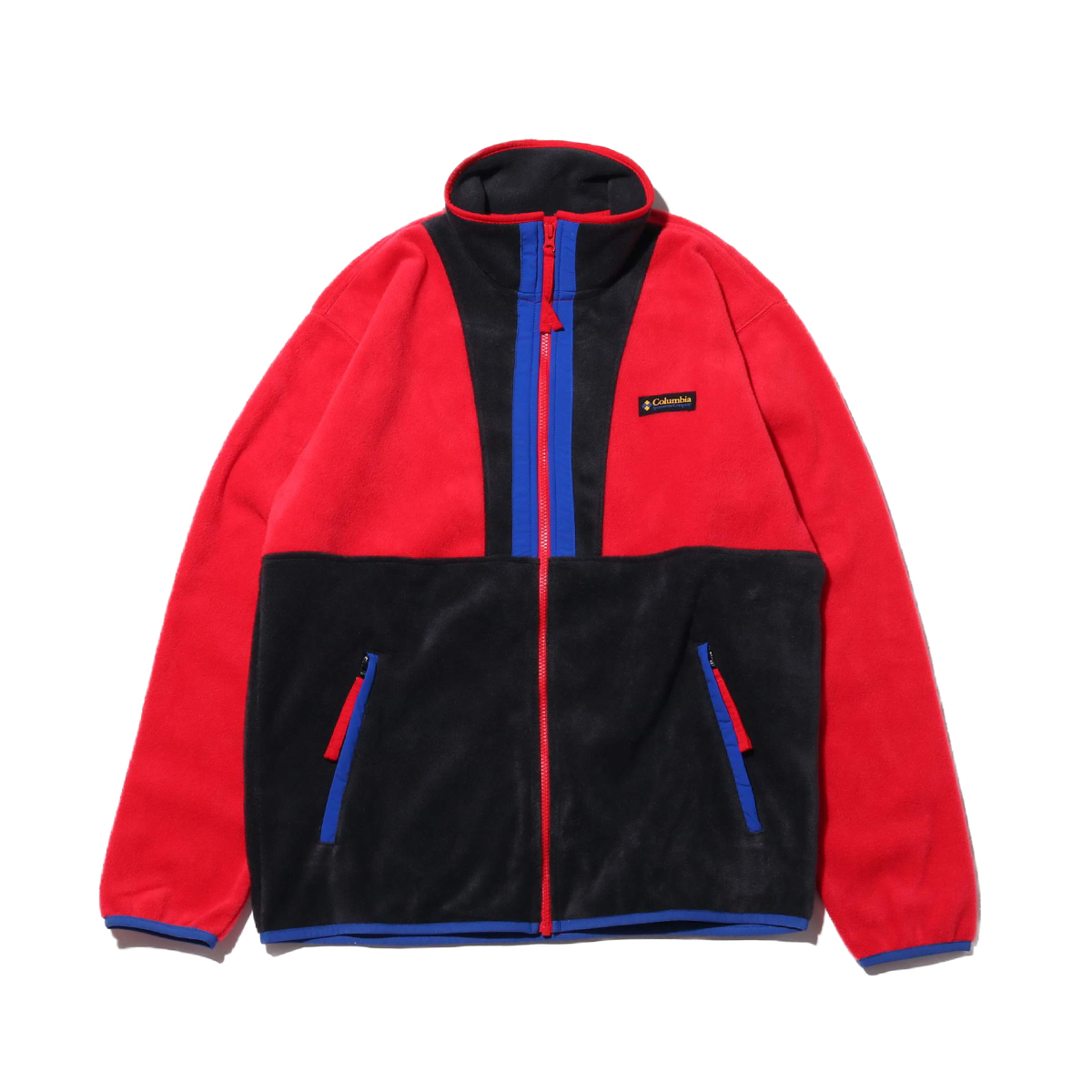 Columbia Back Bowl™ Full Zip Fleece(Mountain Red, Black, Azul)(コロンビア バックボール フルジップ フリース)【メンズ】【フリース】【19FA-I】