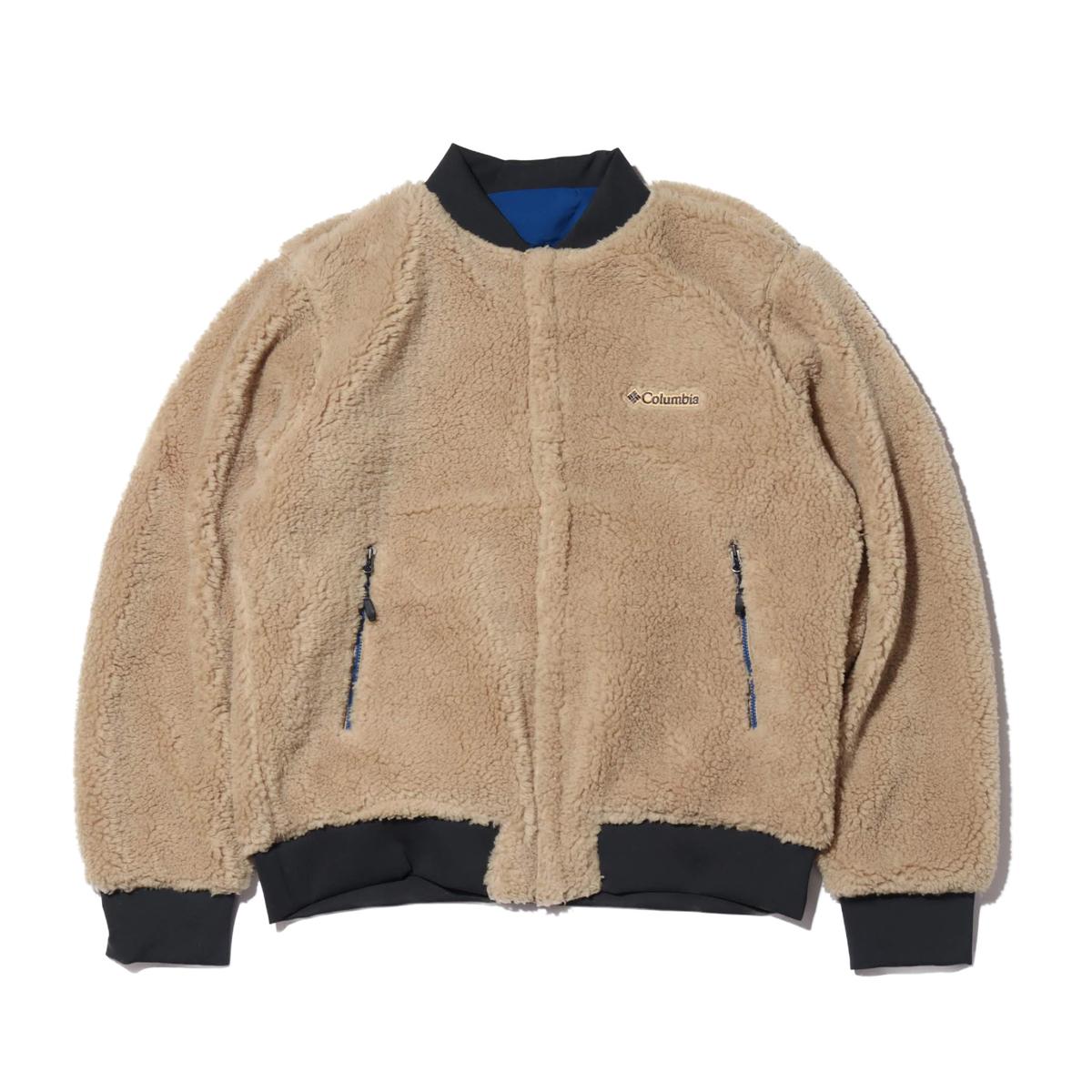 Columbia Slaughter Slope™ Jacket(British Tan)(コロンビア スロータースロープ ジャケット)【メンズ】【ジャケット】【19FA-I】