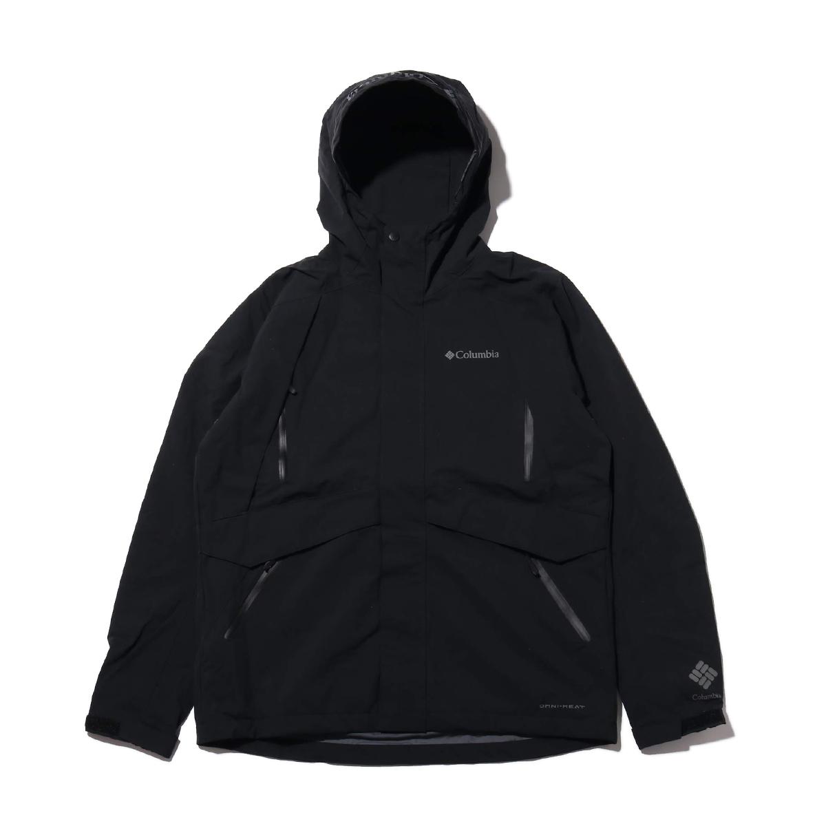 Columbia Keel Spire™ Jacket(Black)(コロンビア キールスパイアー ジャケット)【メンズ】【ジャケット】【19FA-I】