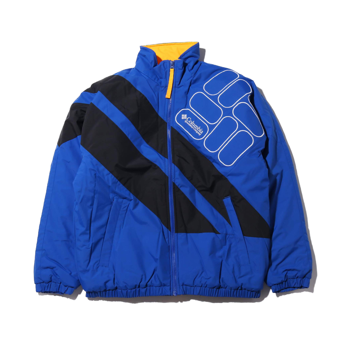 Columbia Sideline™ Parka(Azul, Black)(コロンビア サイドライン パーカー)【メンズ】【パーカー】【19FA-I】