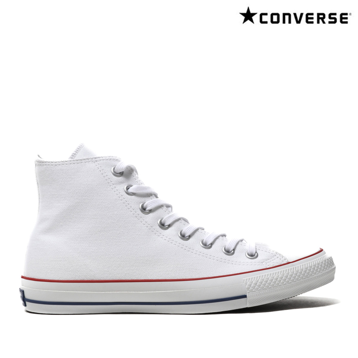 fed1410a69c2 CONVERSE ALL STAR 100 HUGEPATCH HI (WHITE) (Converse all-stars 100 Hugh  dipatch high)
