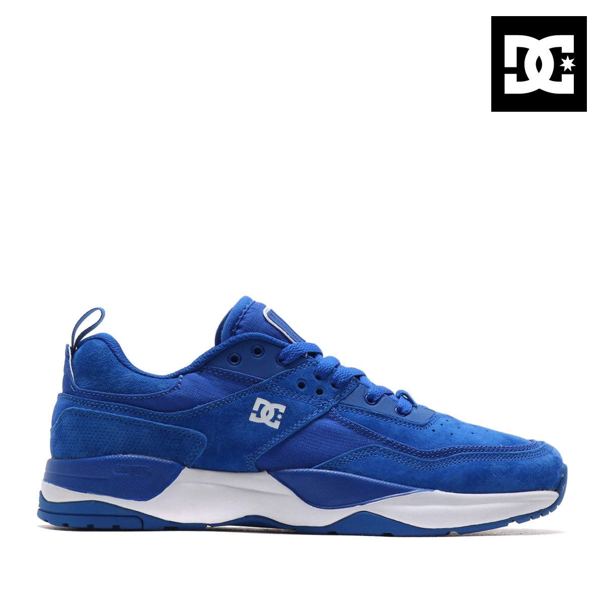 DC SHOES E.TRIBEKA(BLUE)(ディーシーシューズ イー・トライベッカ)【メンズサイズ】【スニーカー】【18FA-I】