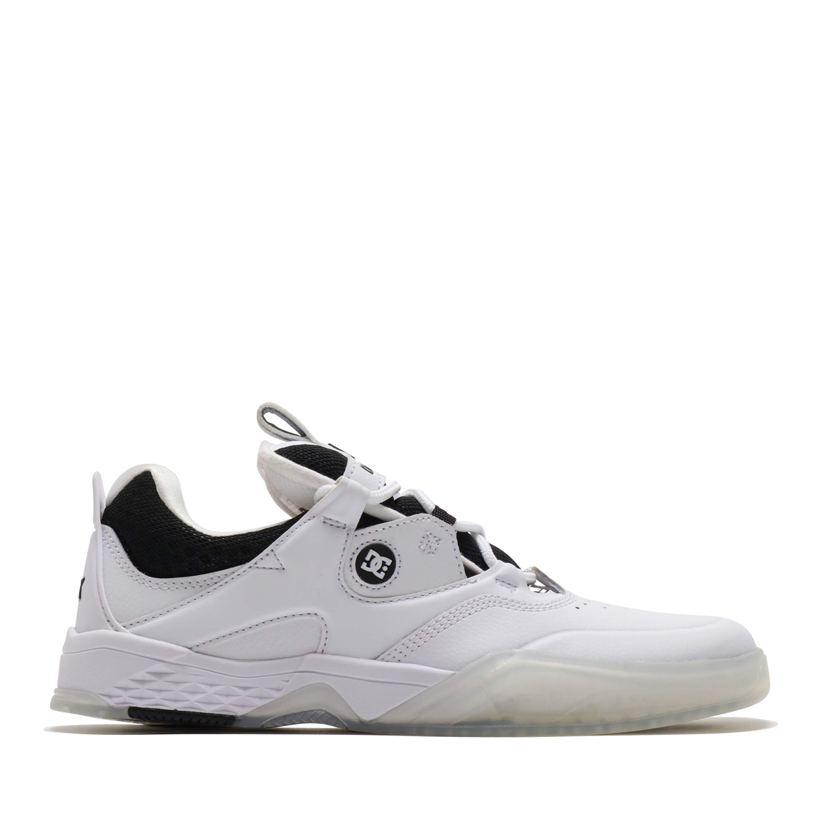 DC SHOES KALIS S MANOLO(WHITE)(ディーシーシューズ カリス S マノロ)【メンズ】【スニーカー】【19SS-I】