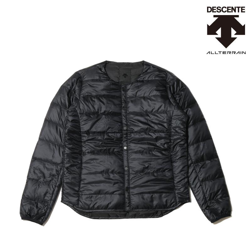 DESCENTE ALLTERRAIN(デサントオルテライン)ヒートサーキュレーションストラクチャーダウンシャツ