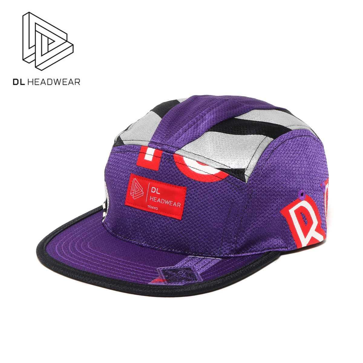 DL Headwear Alpha 5Panel Camp Cap Made by vintage NBA Jersey(Vince Carter / Toronto Raptors)(ディーエル ヘッドウェア アルファ ファイブパネルキャンプキャップ / ヴィンス・カーター)【Kinetics】【NBA】【バスケットボール】【帽子】【17SS-I】