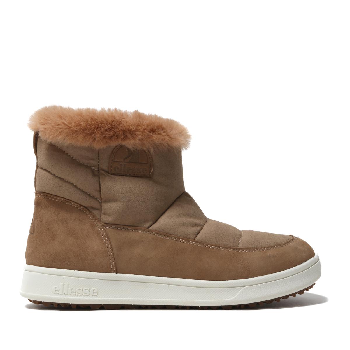 ellesse Heritage Ettore Winter Boots Mid SE(BEIGE)(エレッセ エットレー WT ブーツ ミッド SE)【メンズ】【レディース】【ブーツ】【18FW-I】