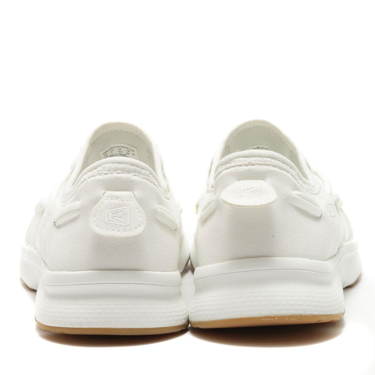KEEN UNEEK O2(WHITE/HARVEST GOLD)(キーンユニーク オーツー)【レディース】【サンダル】【19SS-I】