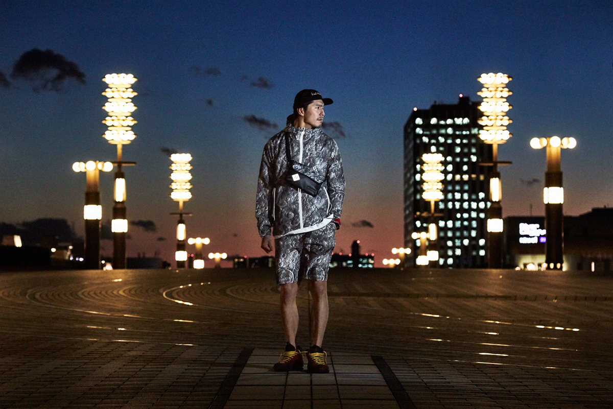 Kinetics×Columbia Tyger Sweep Jacket(kinetikusukorombiataigasuipujaketto)(039/Columbia Grey Moon)
