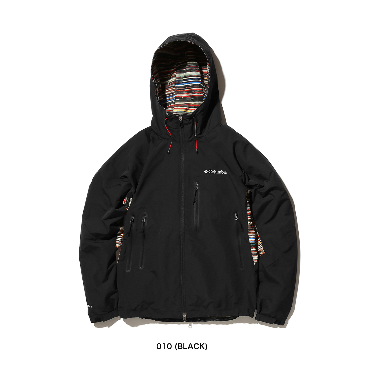 Kinetics×Columbia×Delicious VINYL Pliny Peak DV Jacket(动力学哥伦比亚美味·binirupurinipiku DV茄克)(2色展开)