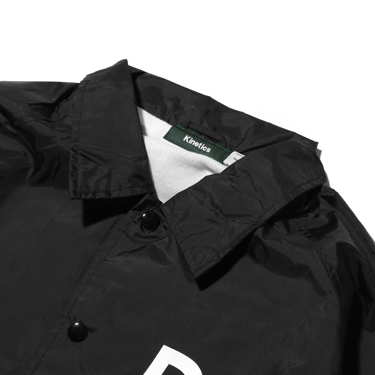 Kinetics Brain Coaches Jacket (kinetics brain coach jacket) (BLACK)