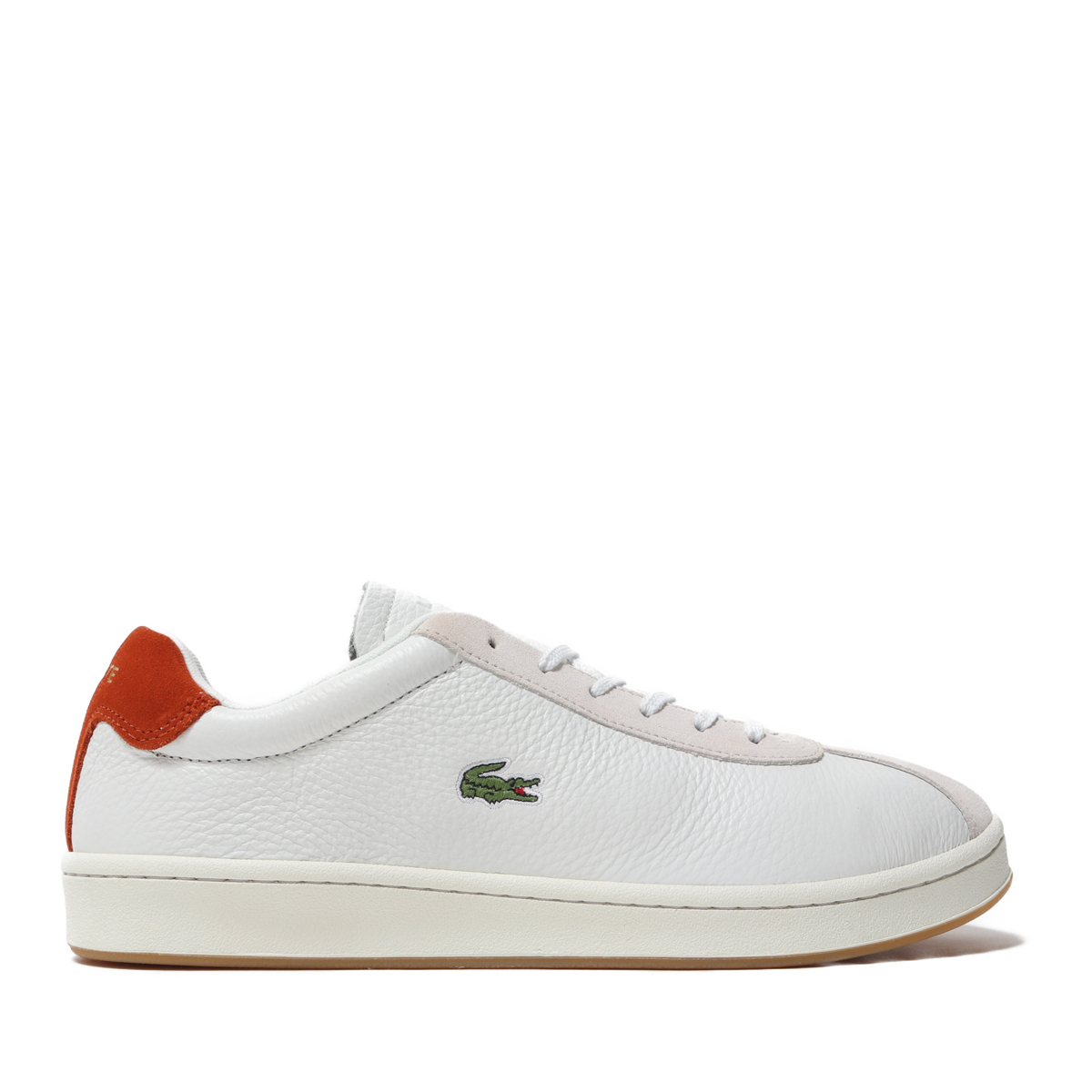 LACOSTE MASTERS 119 3(OFF WHT/RED)(ラコステ マスターズ 119 2)【メンズ】【スニーカー】【19SP-I】