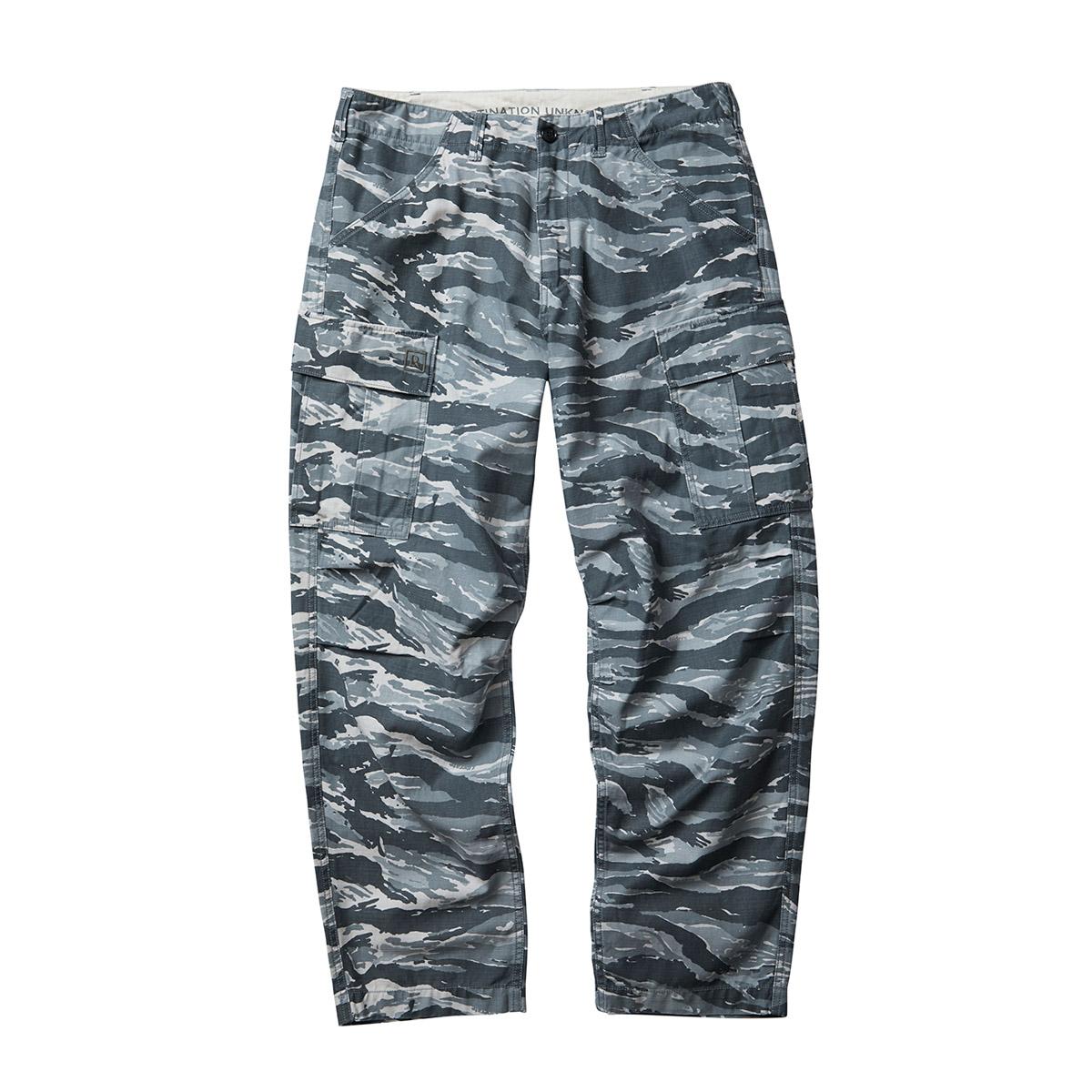 LIBERAIDERS 6 POCKET ARMY PANTS(CAMO)(リベライダーズ シックスポケットアーミー パンツ)【メンズ】【ロングパンツ】【20SP-I】