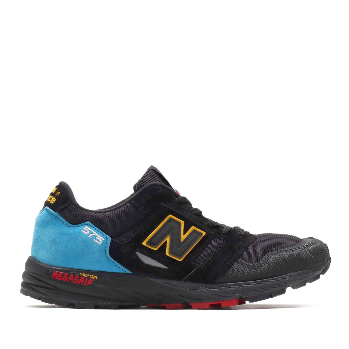 New Balance MTL575UT(BLACK/BLUE)(ニューバランス MTL575UT)【メンズ】【スニーカー】【19FW-I】