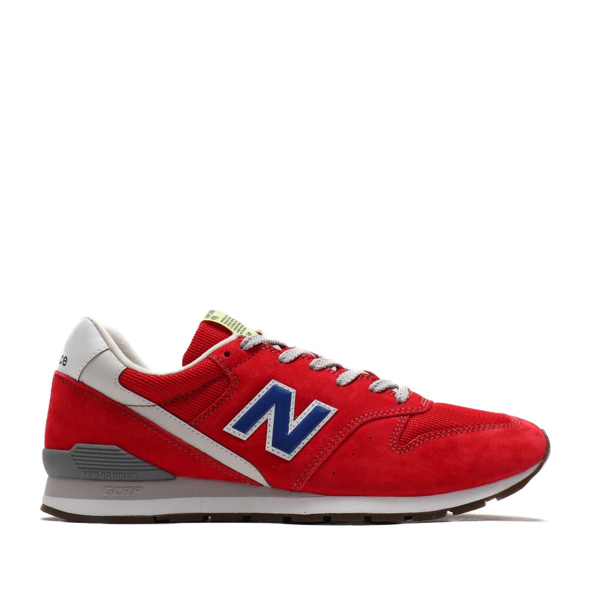 New Balance CM996URR(RED/BLUE)(ニューバランス CM996URR)【メンズ】【スニーカー】【20SS-I】
