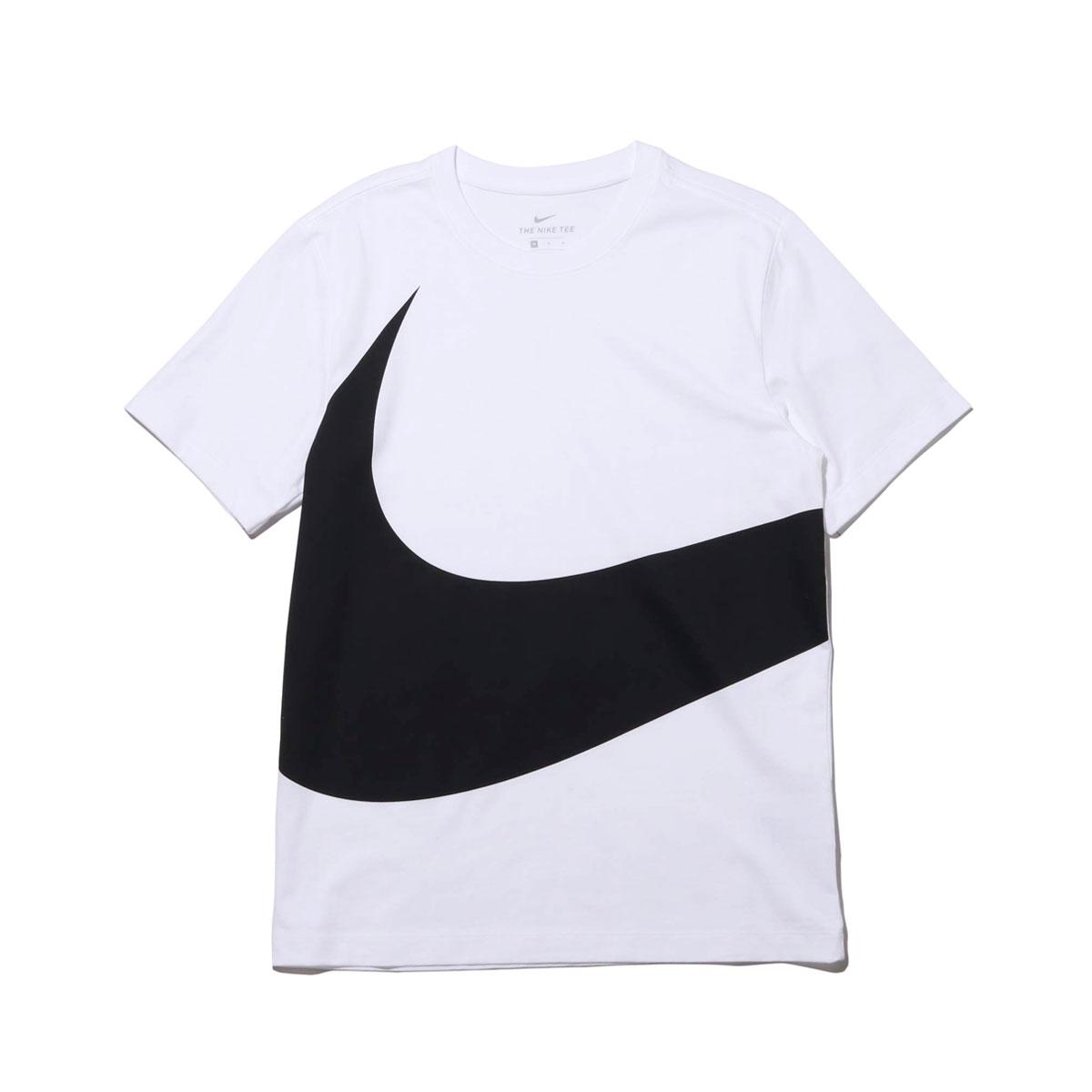 844e8a18 Kinetics: NIKE AS M NSW TEE HBR SWOOSH 1 (WHITE/BLACK) (Nike HBR ...