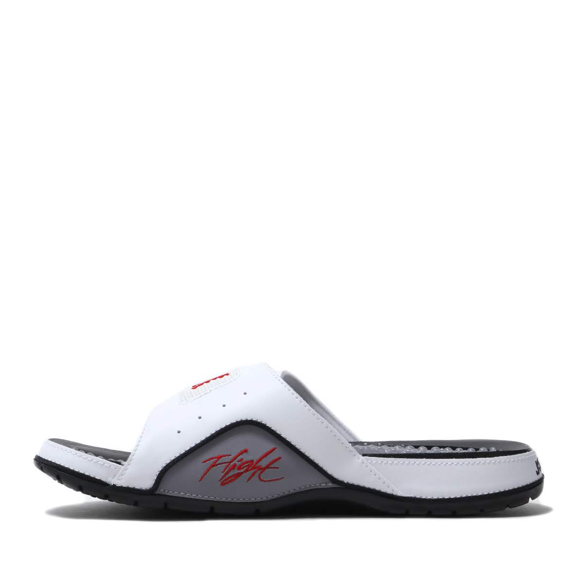532225-116 New Nike Jordan Hydro 4 Retro Slide Sports Sandals Slippers White