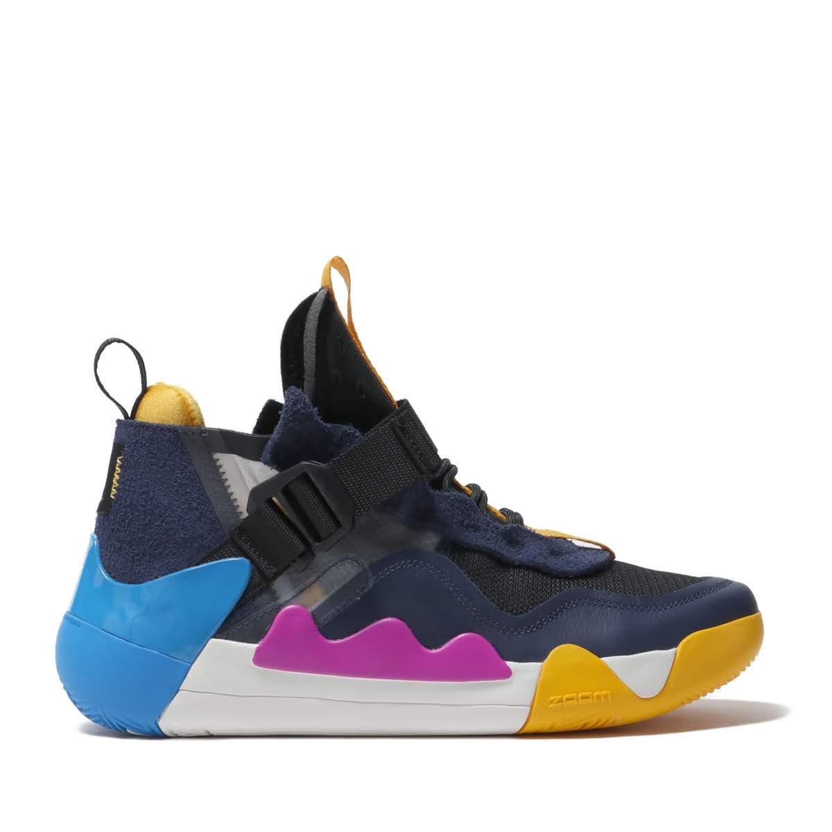 c7702b5246 NIKE JORDAN DEFY SP (BLACK/HYPER VIOLET-MIDNIGHT NAVY) (Nike Jordan DEFY SP)