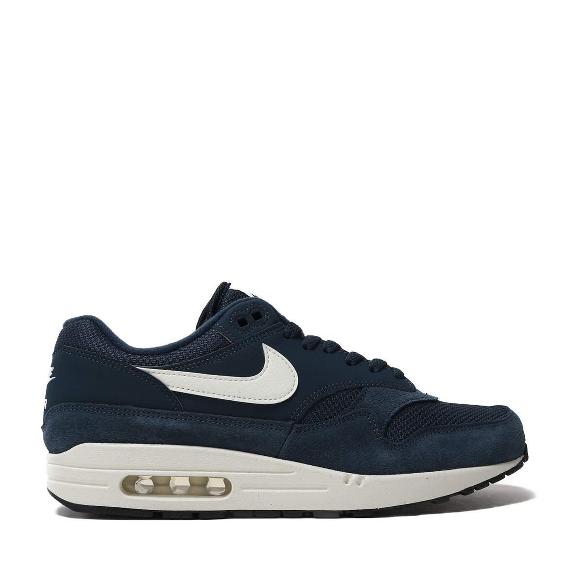 big sale 5d867 164e5 NIKE AIR MAX 1 (ARMORY NAVY SAIL-SAIL-BLACK) (Kie ...
