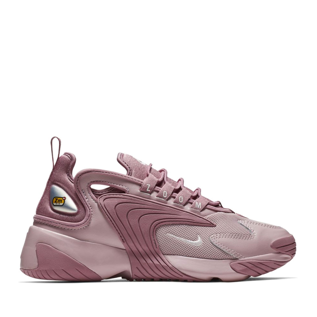 73cb82f85b81f NIKE WMNS ZOOM 2K (PLUM DUST PALE PINK-PLUM CHALK) (Nike women zoom 2K)