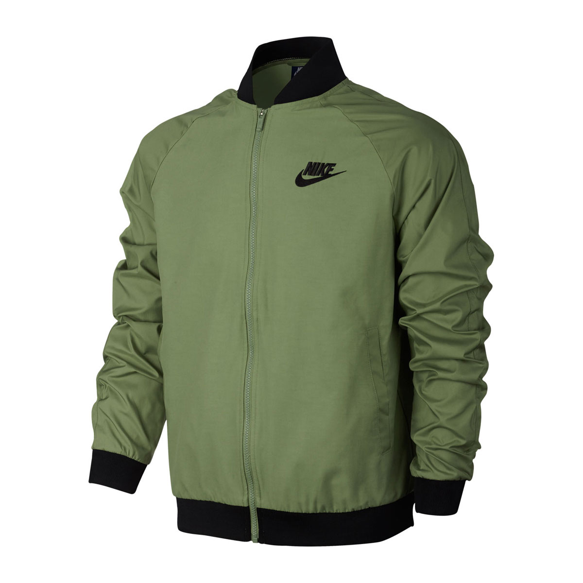 NIKE AS M NSW JKT WVN PLAYERS(2色展开)(耐克AS人NSW茄克乌,播放器播放器)