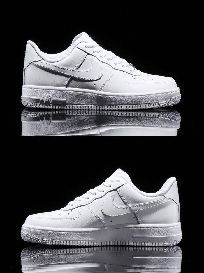 57a3fe2e NIKE WMNS AIR FORCE 1 ' 07 (WHITE/WHITE) (Nike women's air force 1 ' 07)  CRYOVR