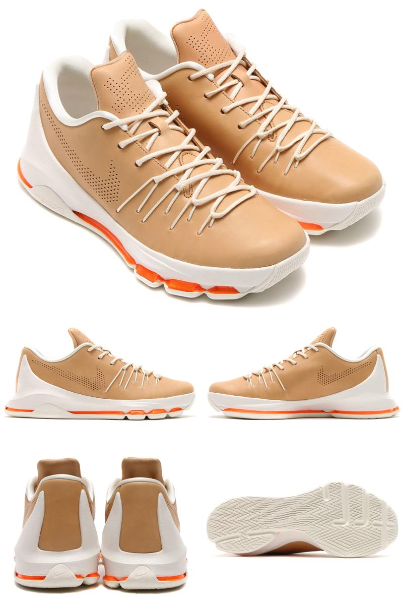 25dc30c6e1fd ... NIKE KD 8 EXT (VACHETTA TANVACHETTA TAN-SAIL-TOTAL ORANGE) (Nike ...