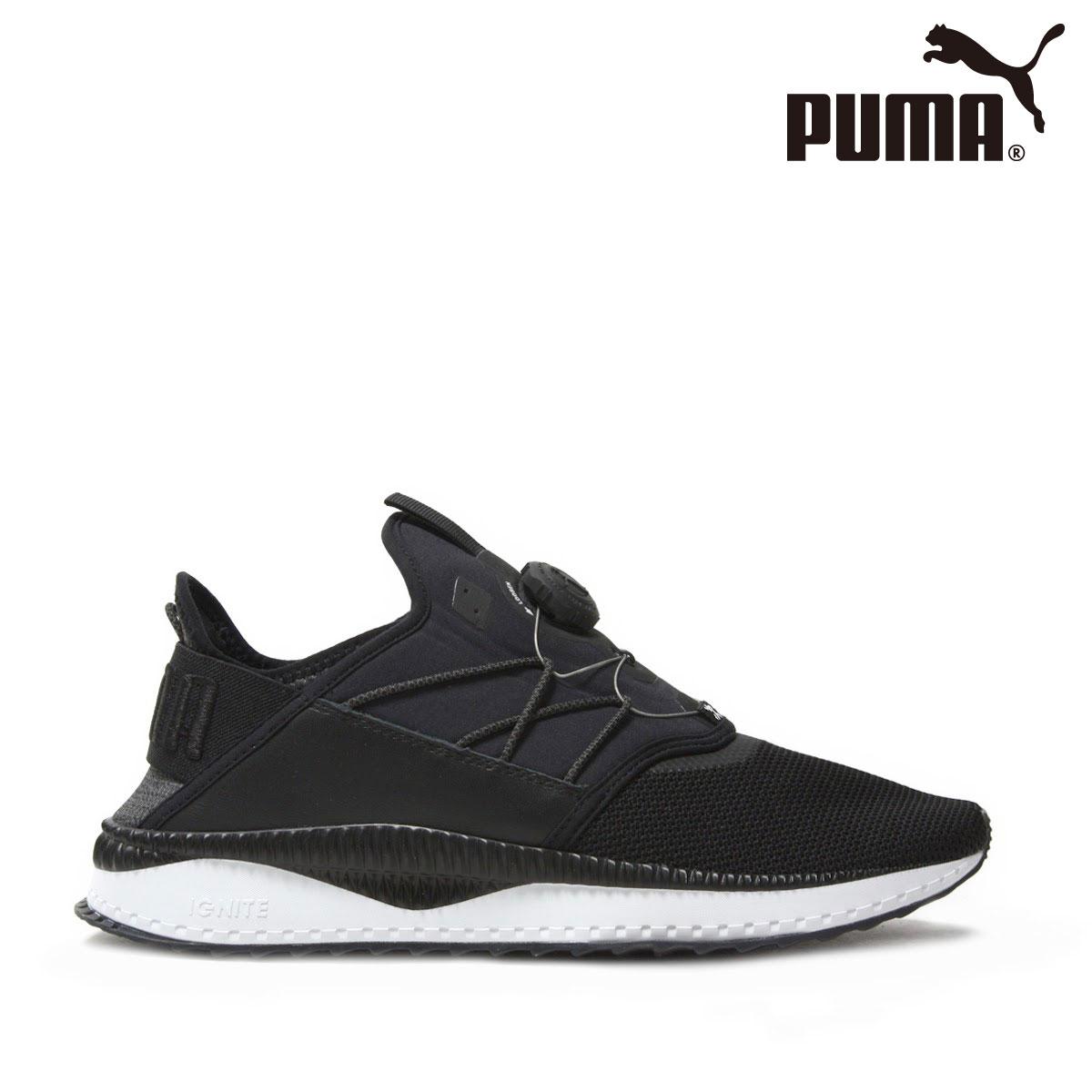 PUMA TSUGI DISK (PUMA BLACK-PU) (プーマ ツギ ディスク) 【メンズ】【スニーカー】【17FA-I】