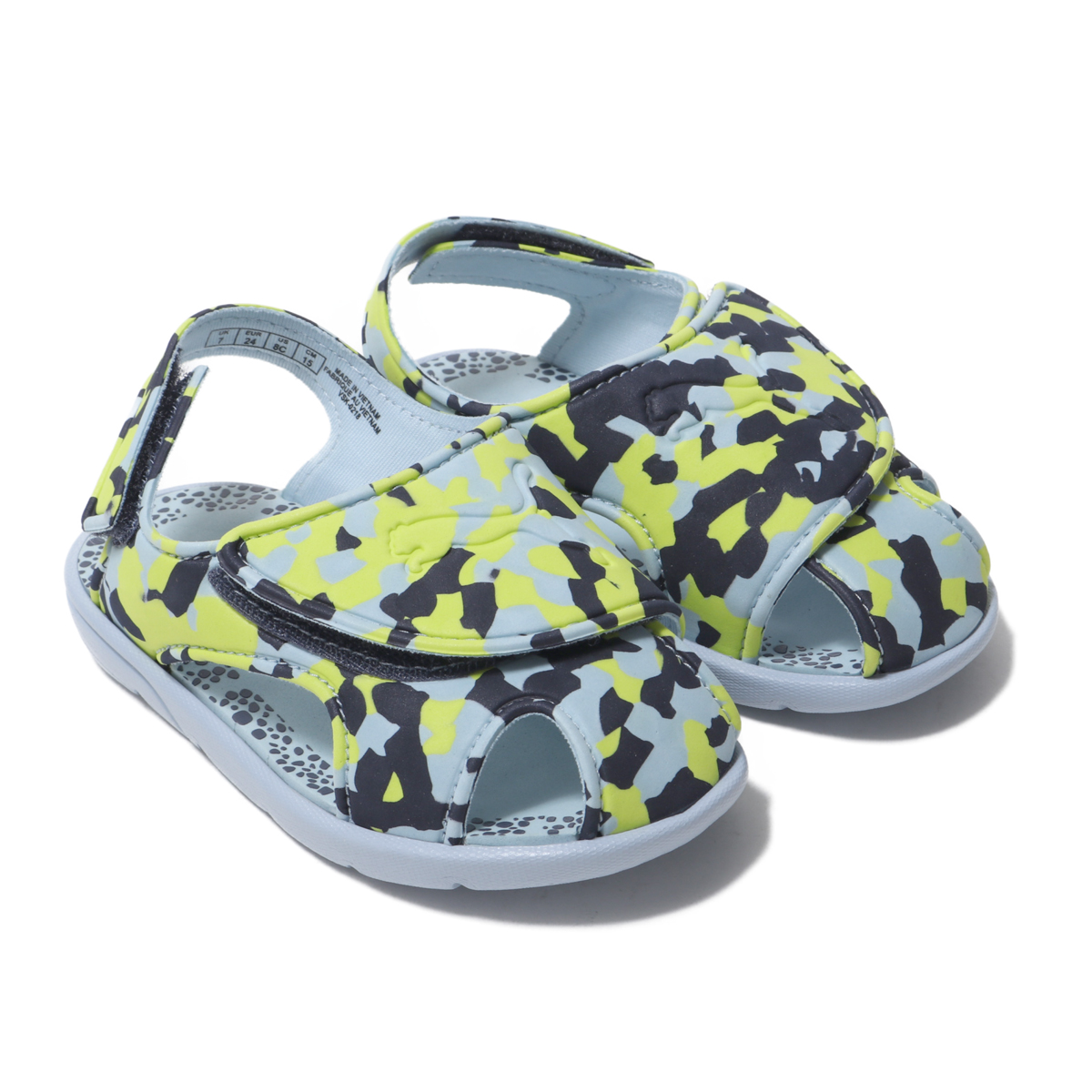 973479c03b PUMA SUMMER SANDAL 2 CAMO INFANT (PEACOAT) (Puma summer sandals 2 カモインファント)