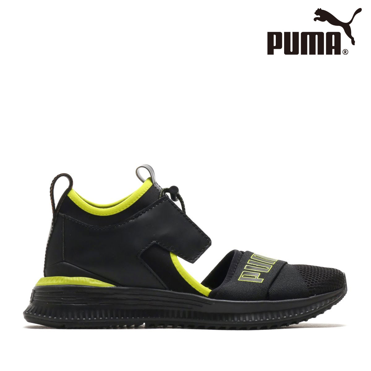 PUMA FENTY AVID(PUMA BLACK-LI)(プーマ フェンティ アビッド)【レディースサイズ】【スニーカー】【リアーナ】【18SU-I】