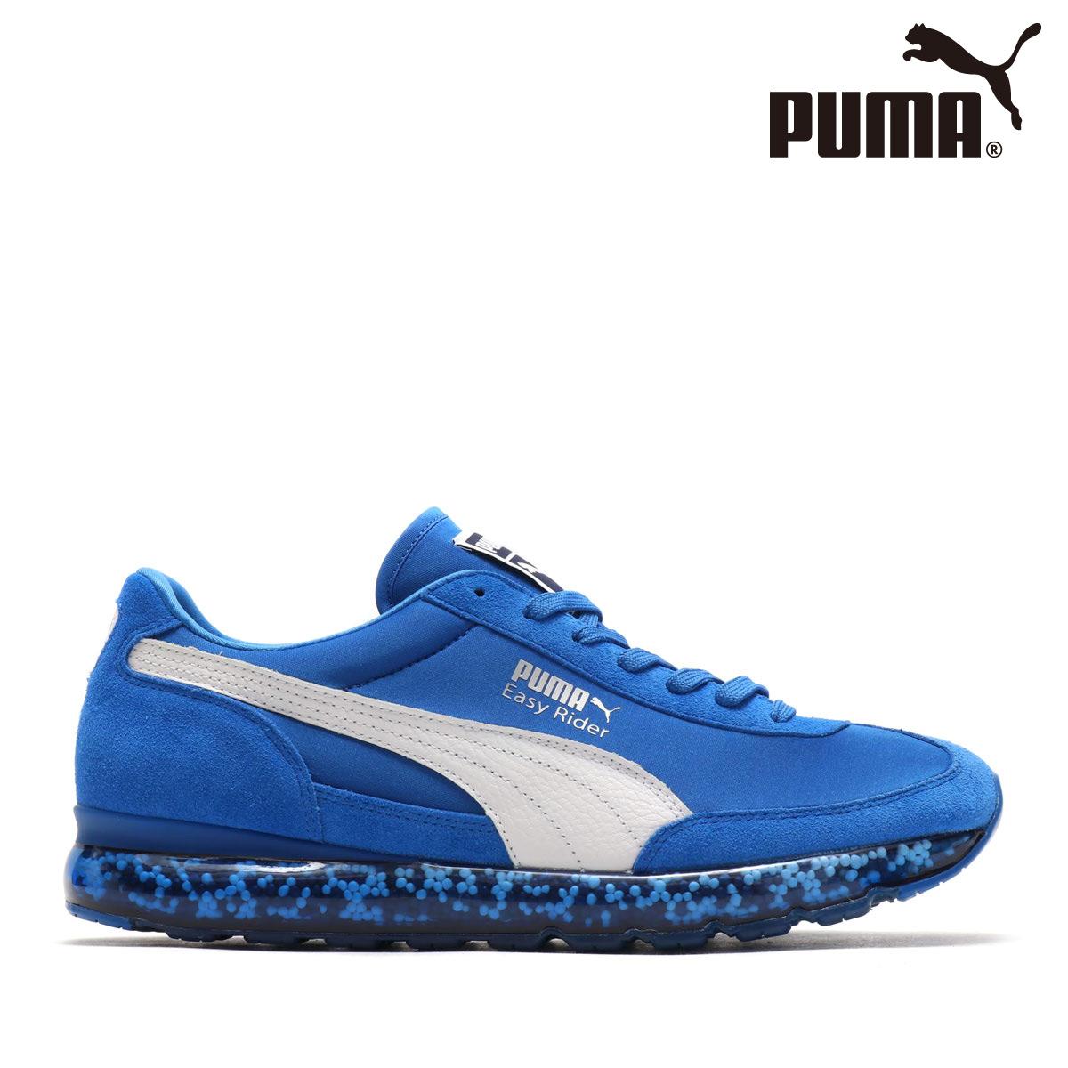 PUMA JAMMING EASY RIDER(STRONG BLUE-P)(プーマ ジャミング イージー ライダー)【メンズサイズ】【スニーカー】【18FW-I】