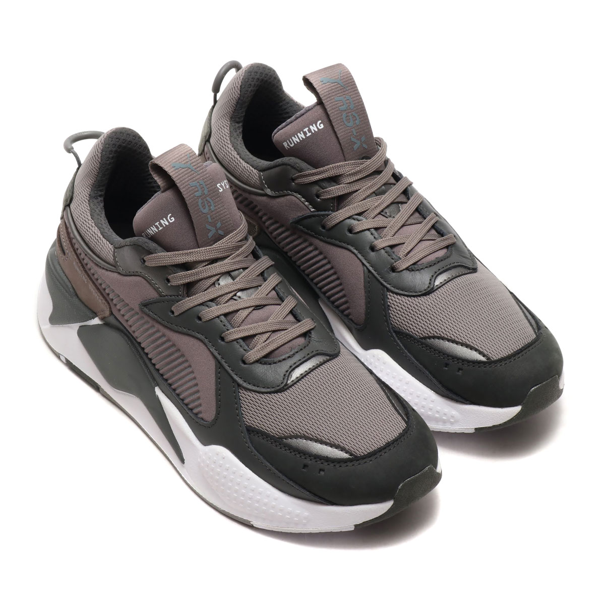 f0df0696b601 Kinetics  PUMA RS-X TROPHY (STEEL GRAY-DA) (Puma RS-X trophy ...