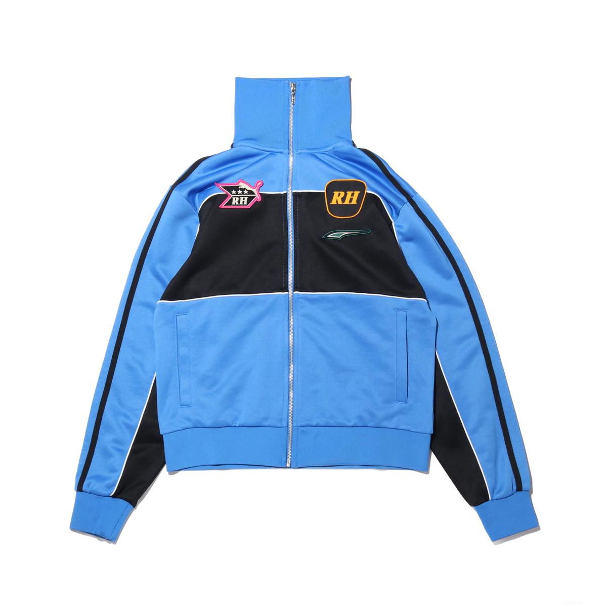 PUMA x RHUDE Track Jacket(PALACE BLUE)(プーマ X ルードトラックジャケット)【メンズ】【ジャケット】【20SP-S】