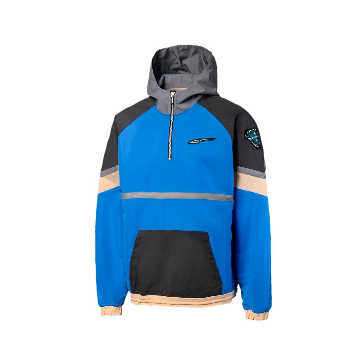 PUMA x RHUDE HZ Jacket(PALACE BLUE)(プーマ X ルード HZ ジャケット)【メンズ】【ジャケット】【20SP-S】