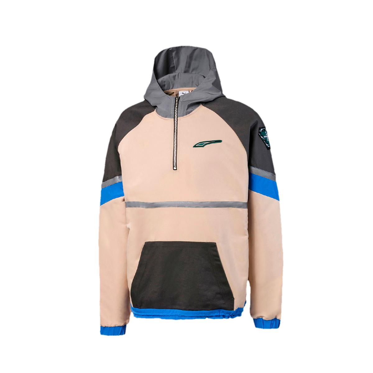 PUMA x RHUDE HZ Jacket(SAFARI)(プーマ X ルード HZ ジャケット)【メンズ】【ジャケット】【20SP-S】