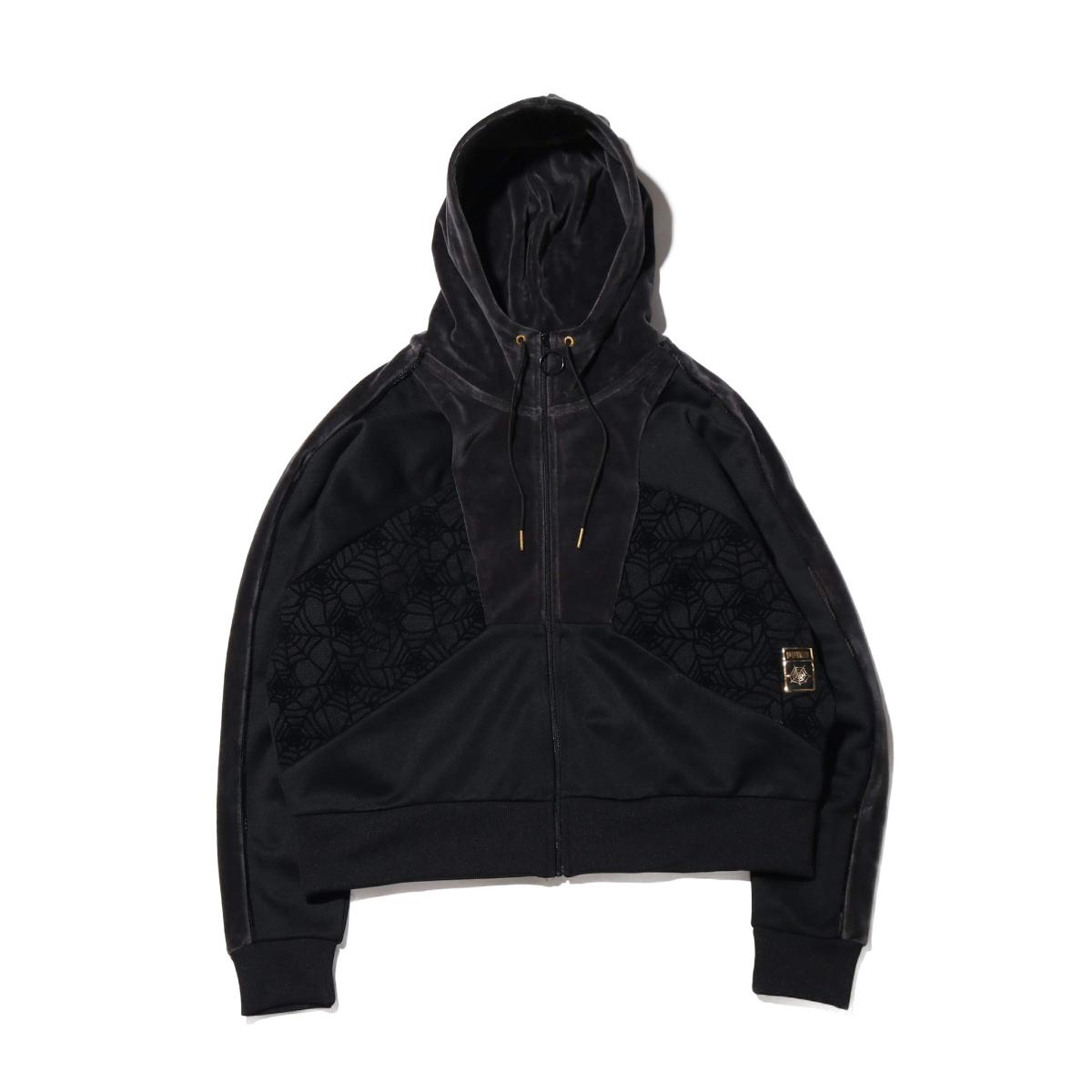 PUMA x CO TFS Track Jacket(PUMA BLACK)(プーマ X CO TFS トラックジャケット)【メンズ】【ジャケット】【20SP-I】