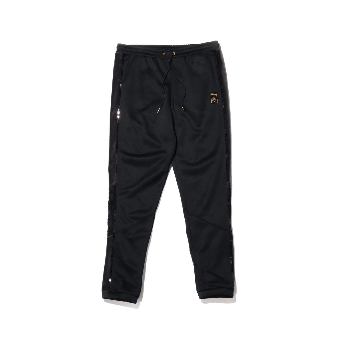 PUMA x CO TFS Track Pants(PUMA BLACK)(プーマ X CO TFS トラックパンツ)【レディース】【ロングパンツ】【20SP-I】