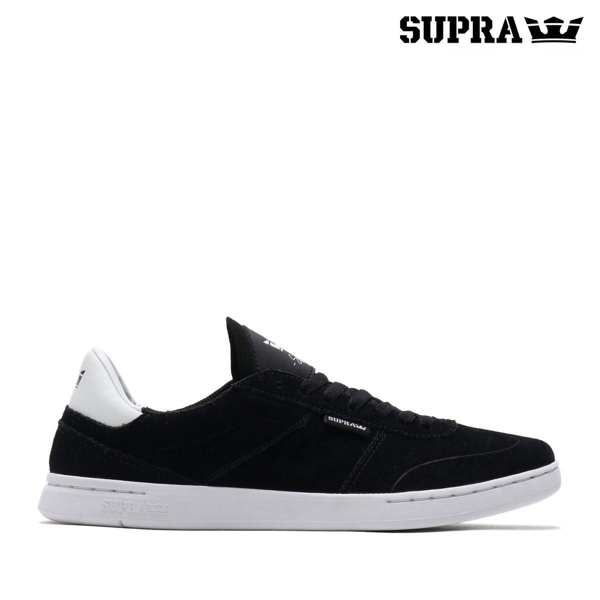 SUPRA ELEVATE(BLACK-WHITE)(スープラ エレベート)【メンズ】【スニーカー】【18FW-I】