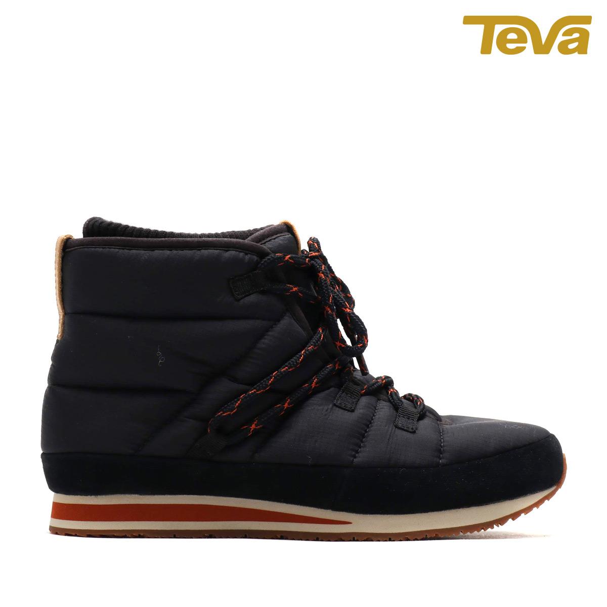 TEVA Ember Lace(BLACK)(テバ エンバー レース)【レディース】【スニーカー】【18FW-I】