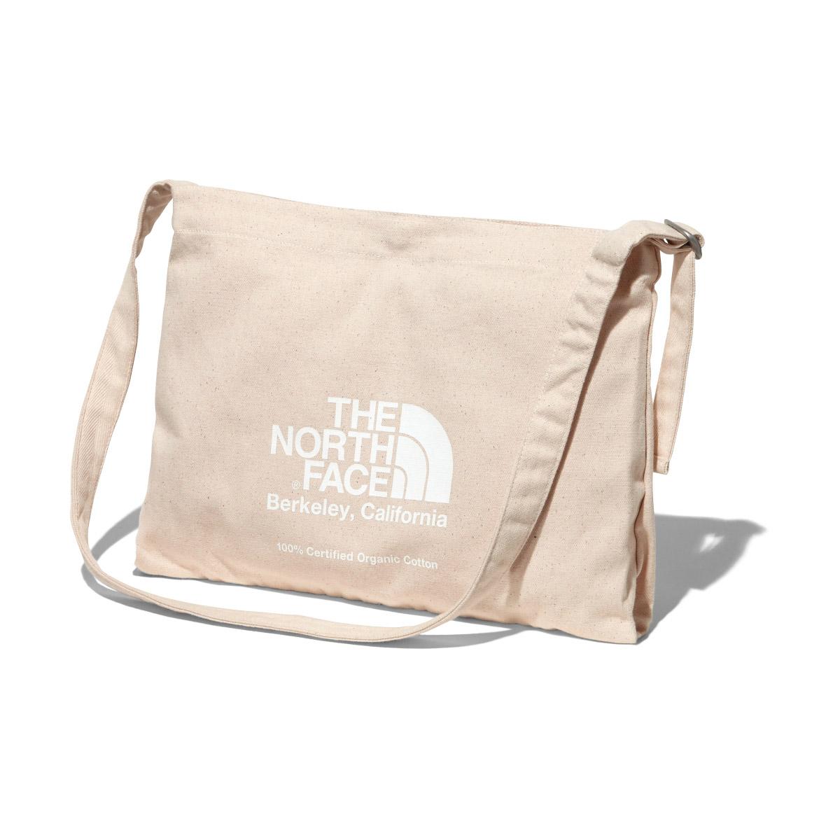 【お取り寄せ商品】【THE NORTH FACE 2020.SS】 THE NORTH FACE MUSETTE BAG(NATURAL/WHITE)(ザ・ノース・フェイス ミュゼットバッグ)【メンズ】【レディース】【トートバッグ】【20SS-I】
