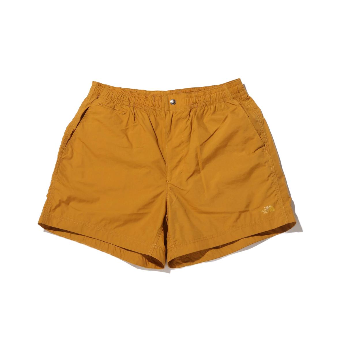 THE NORTH FACE PURPLE LABEL Mountain Field Shorts(MUSTAR)(ザ・ノース・フェイス パープルレーベル マウンテンフィルドショーツ)【メンズ】【ハーフパンツ】【20SS-I】