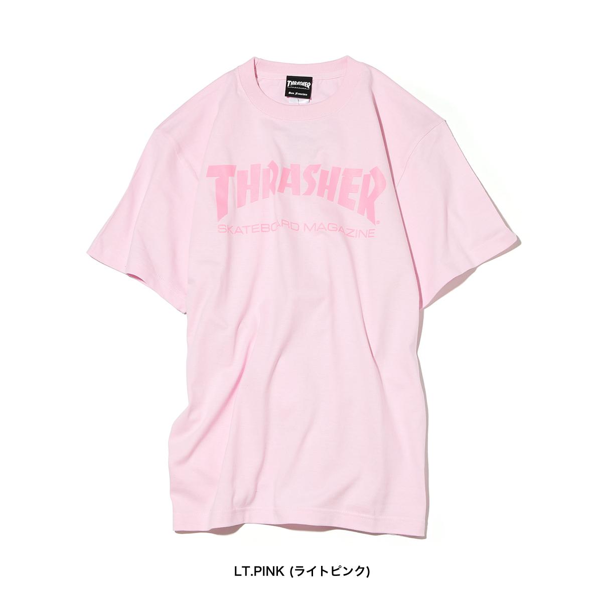 思拉舍 MAG 标志 t 恤 (荧光) (6 种颜色)