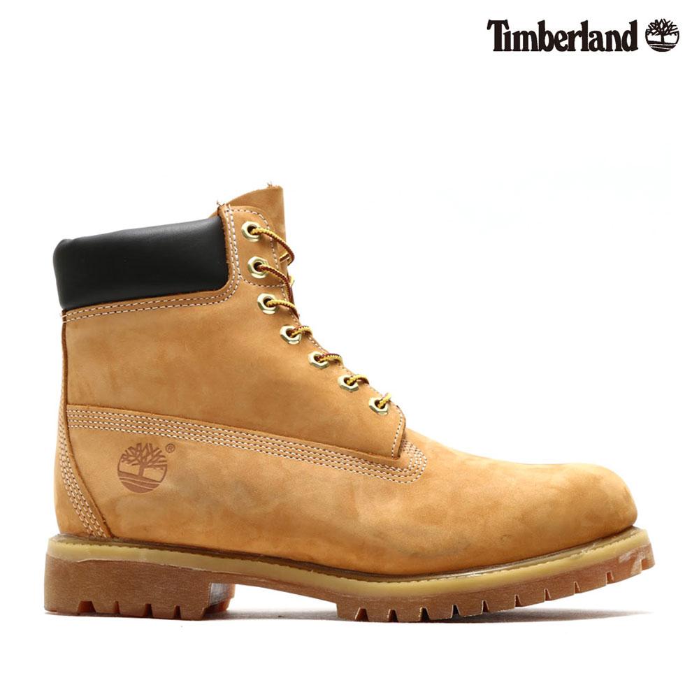 Kinetics  Timberland 6inch Premium Waterproof Boot (Wheat Nubuck) (Timberland  6 inch premium waterproof boots)  632b7c0aa53f