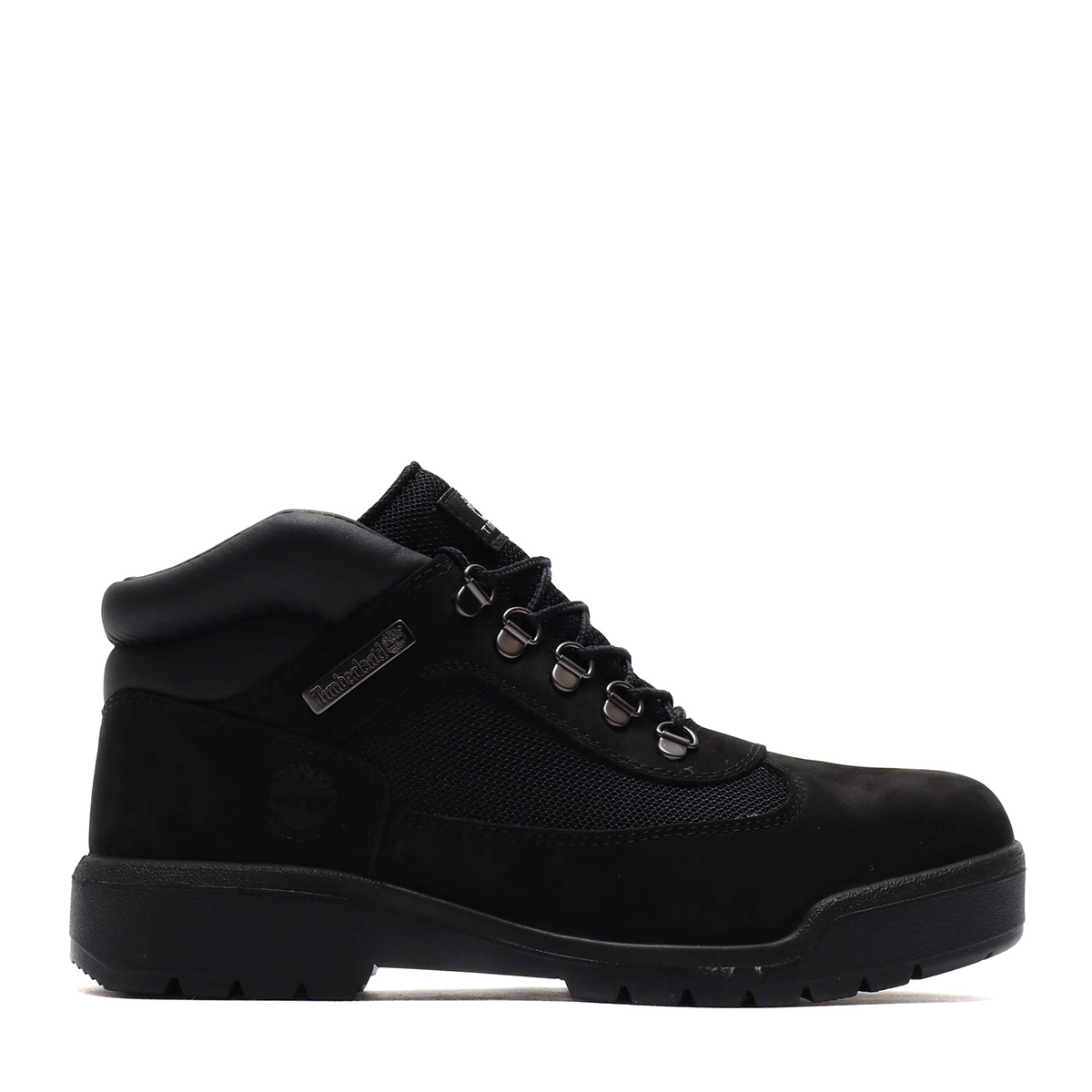 8d4aa68d7c1 Timberland FIELD BOOT (Black Nubuck) (Timberland field boots)
