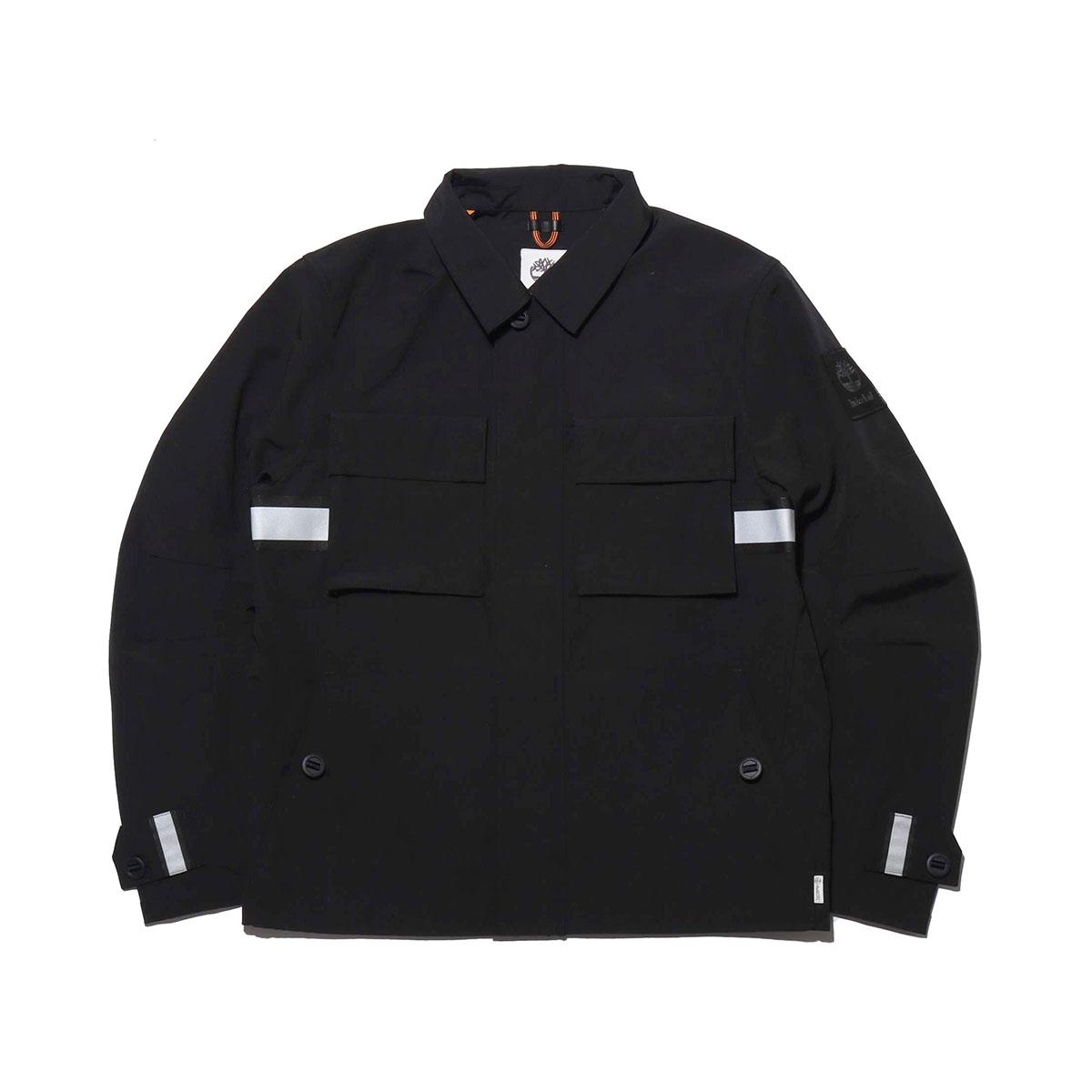 Timberland AF Worker Jacket(Black)(ティバンーランド AF ワーカージャケット)【メンズ】【ジャケット】【20SS-S】