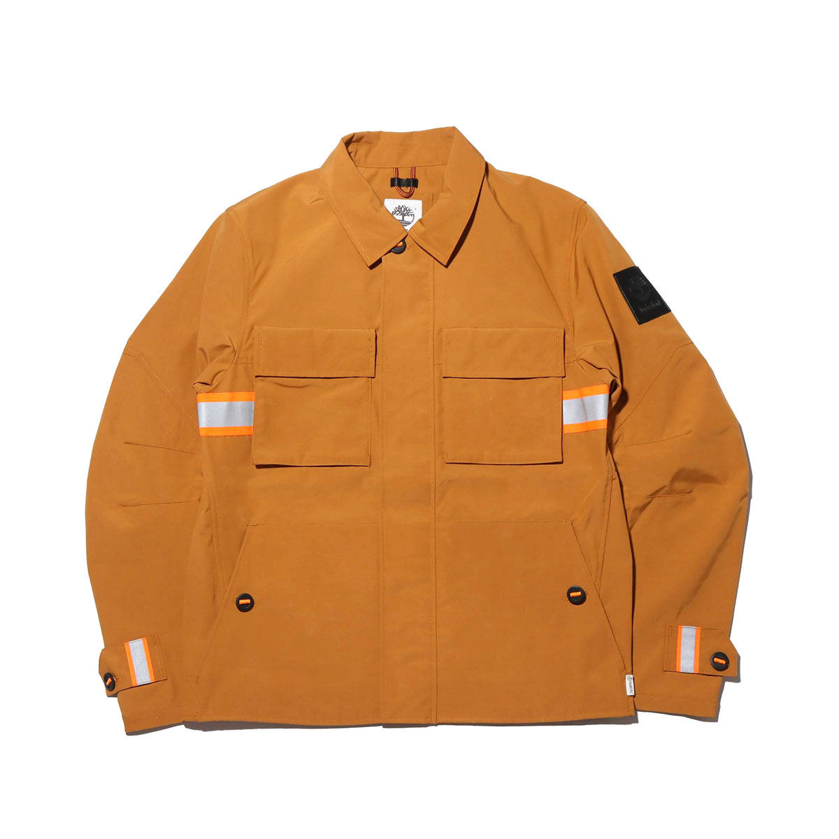 Timberland AF Worker Jacket(Wheat)(ティバンーランド AF ワーカージャケット)【メンズ】【ジャケット】【20SS-S】