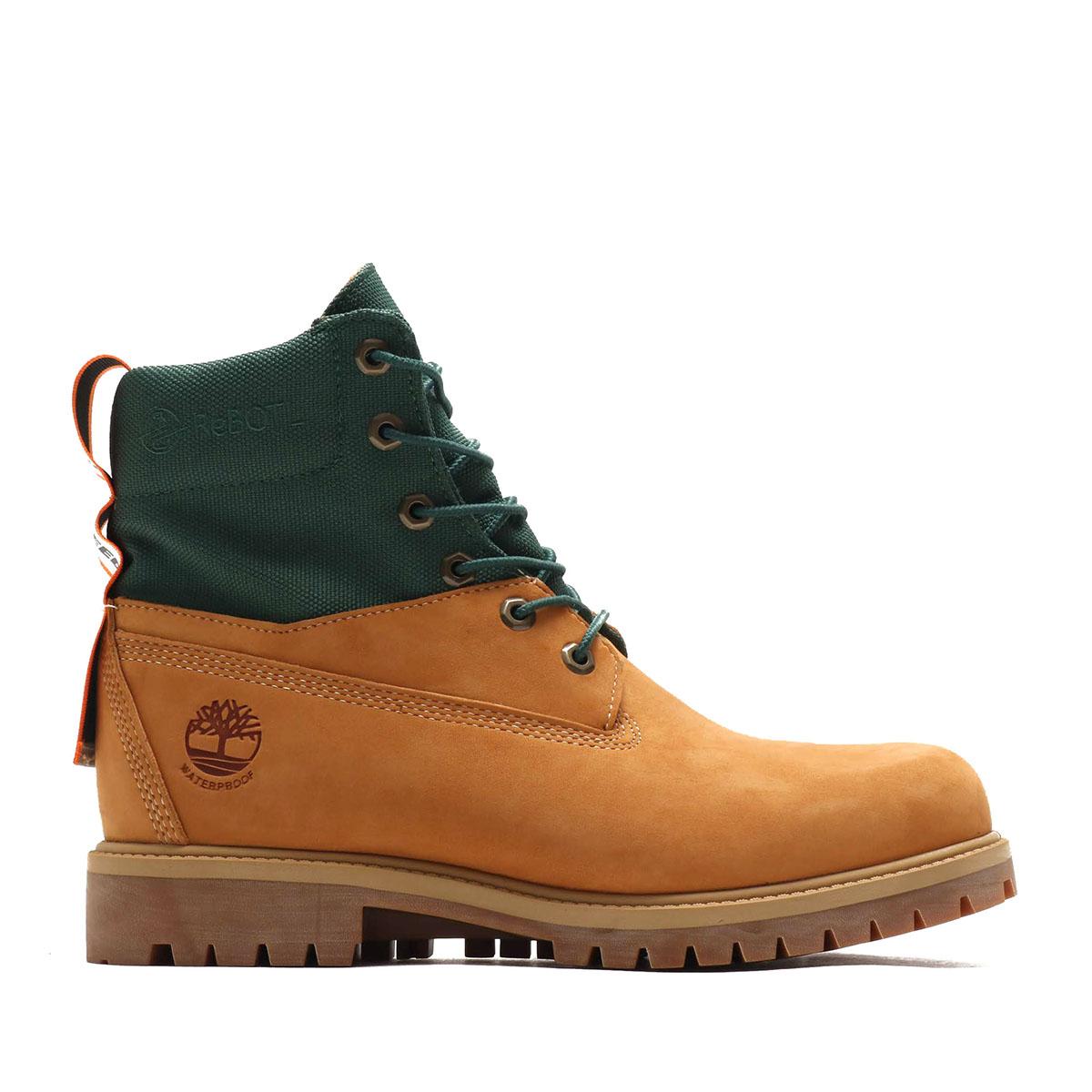 Timberland 6in TREADLIGHT WP Boots(Wheat)(ティバンーランド 6インチ トレッドライト ウォータープルーフ ブーツ)【メンズ】【ブーツ】【20SS-S】