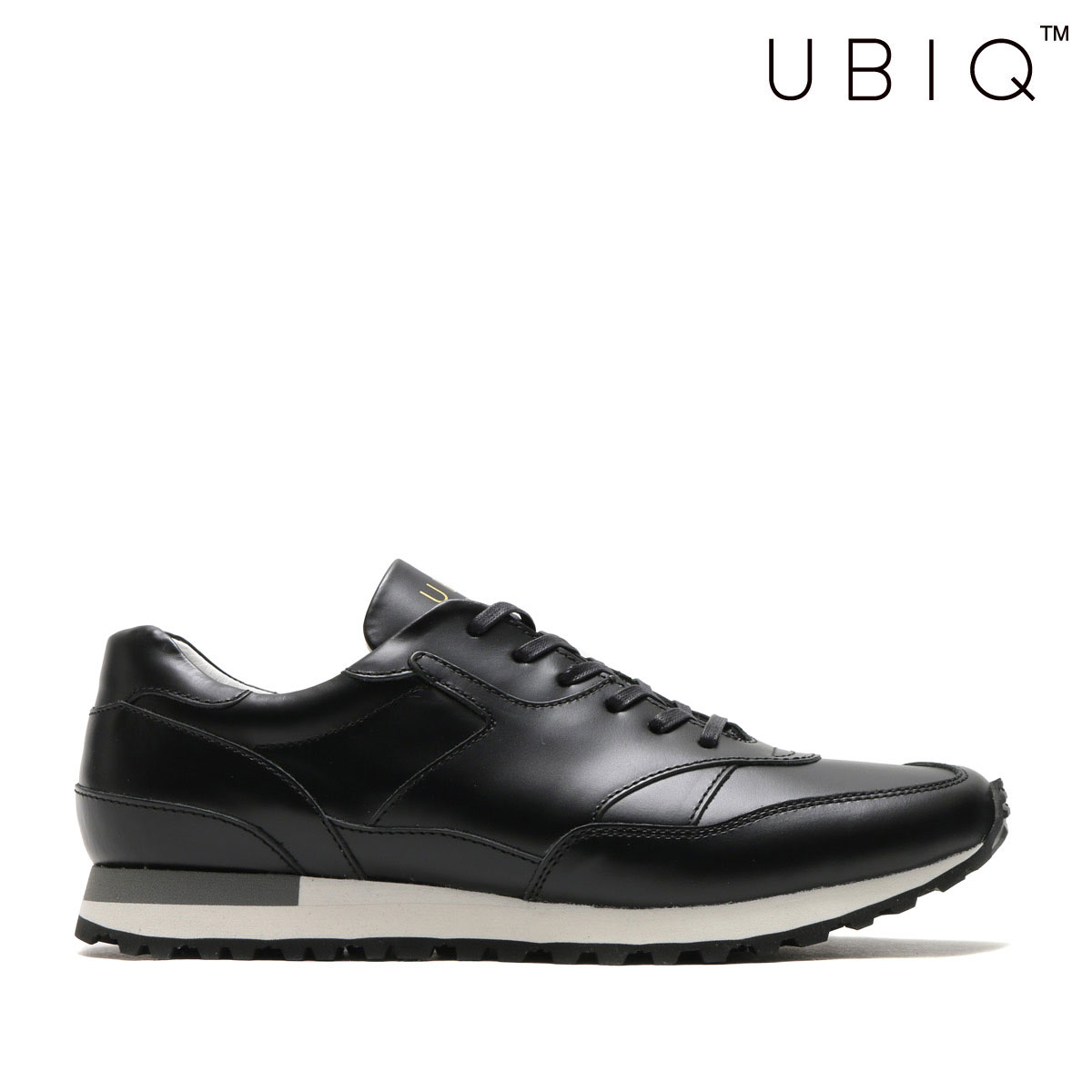 UBIQ SEED J(ユービック シード ジェイ)(BLACK)【メンズ】【スニーカー】【日本製】【17SU-I】