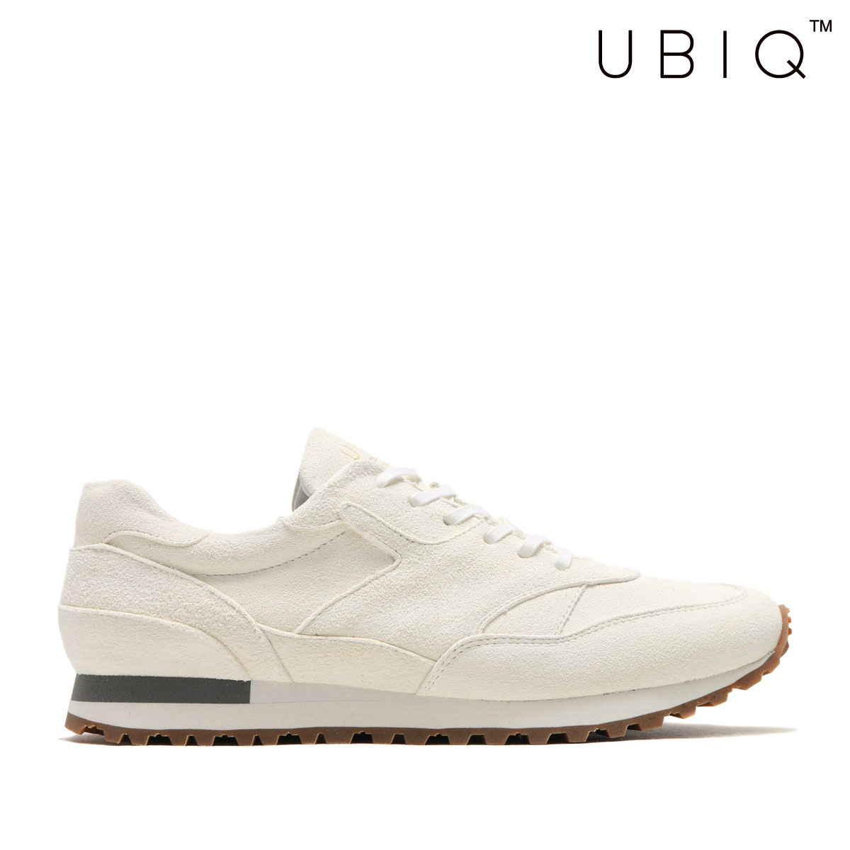 UBIQ SEED J(ユービック シード ジェイ)(WHITE)【メンズ】【スニーカー】【日本製】【17SU-I】