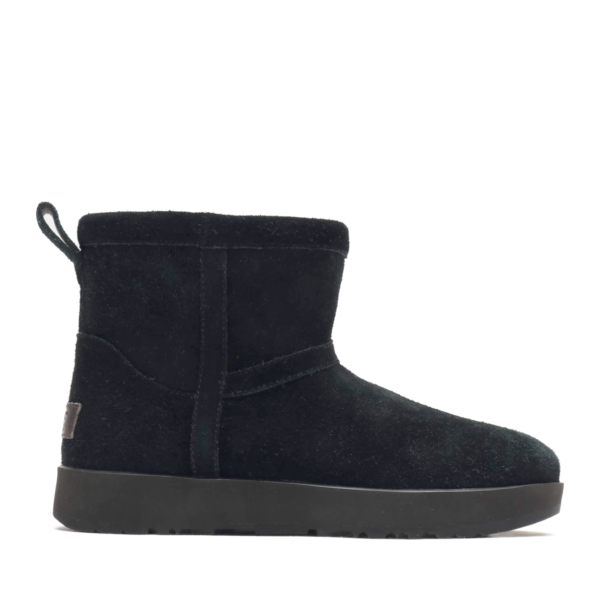 UGG W CLASSIC MINI WATERPROOF(BLACK)(アグ クラシック ミニ ウォータープルーフ)【レディース】【ブーツ】【18FW-I】
