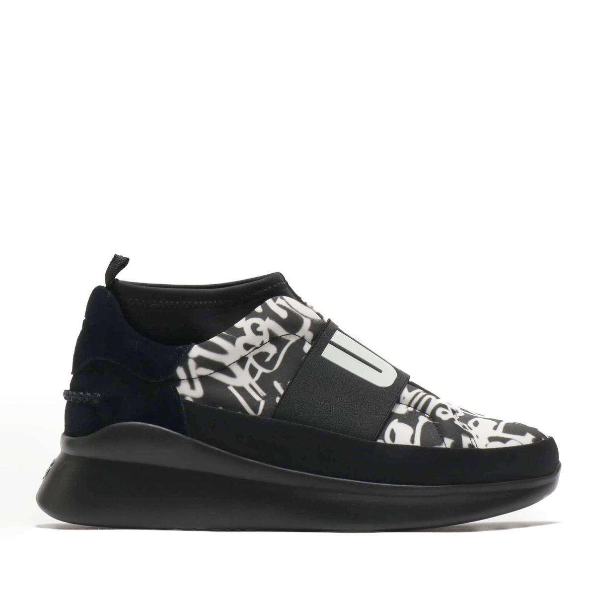 UGG Neutra Sneaker Graffiti Pop(BLACK/WHITE)(アグ ニュートラ スニーカー グラフィティ ポップ)【レディース】【スニーカー】【19FW-I】